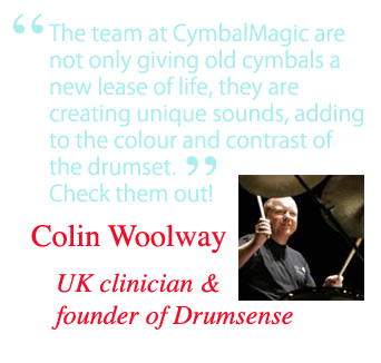 Colin Woolway quote